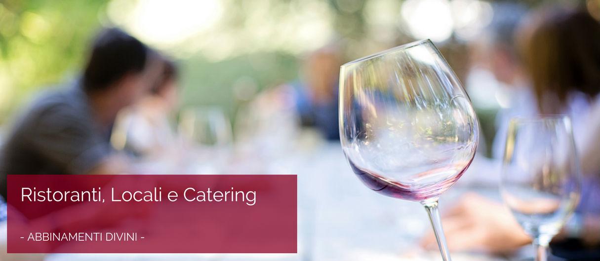 Carte dei vini per ristoranti, locali e catering