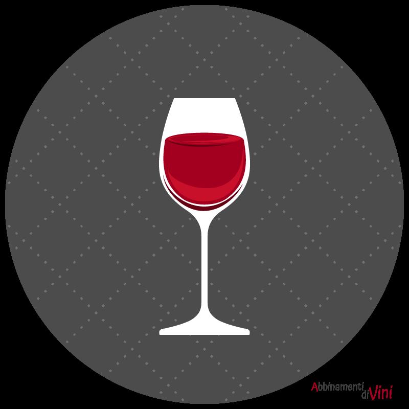 Calice per vini rossi giovani