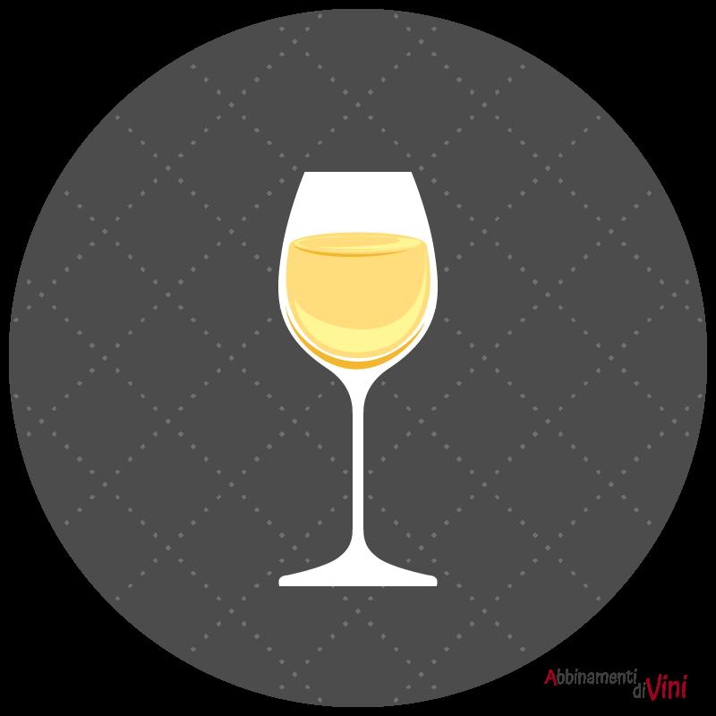 Tulipano per vini bianchi