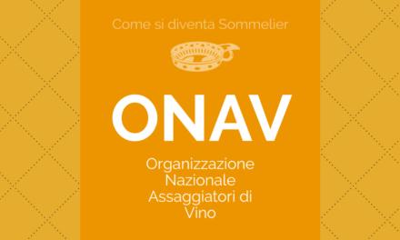 ONAV – Organizzazione Nazionale Assaggiatori di Vino