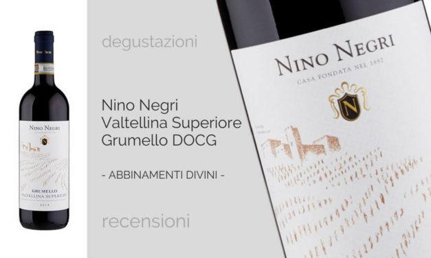 Nino Negri Valtellina Superiore Grumello DOCG